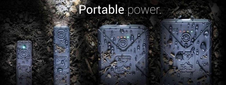 Powerbank para exteriores