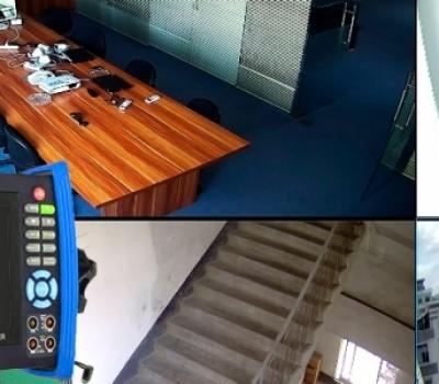 Téster de cámaras IP, HDTVI, HDCVI y analógicas