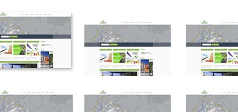 Páginas web y apps